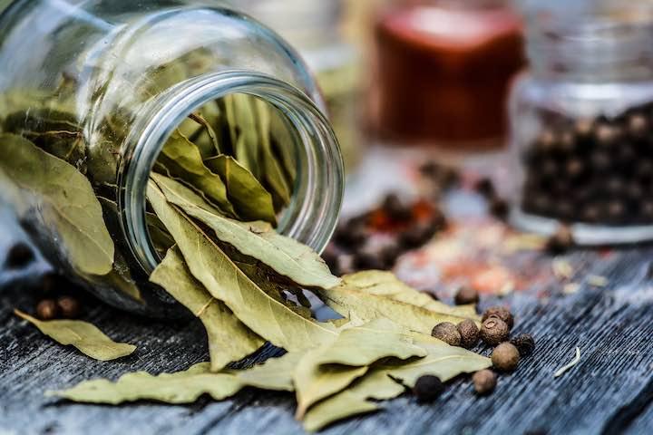Las hojas de laurel sirve para bajar de peso