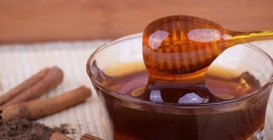 Té de Canela y Miel para adelgazar