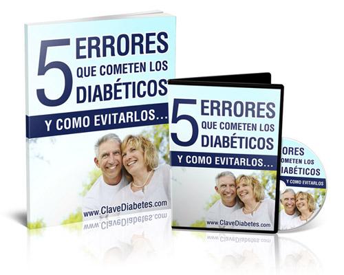 errores que cometen los diabéticos