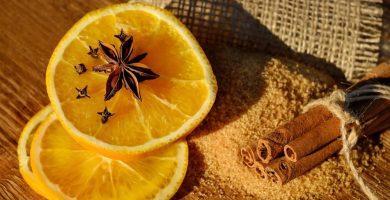 Té de naranja canela y anis / propiedades adelgazantes