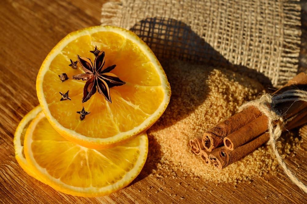 Receta de Té De Naranja Canela Y Anis
